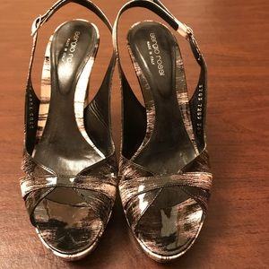 Sergio Rossi Made In Italy Sandals